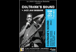 COLTRANE'S SOUND + JAZZ JAM SESSION